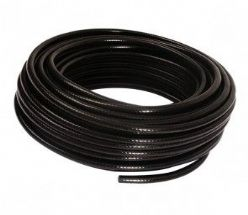 25mm Black PVC Suction & Delivery Hose